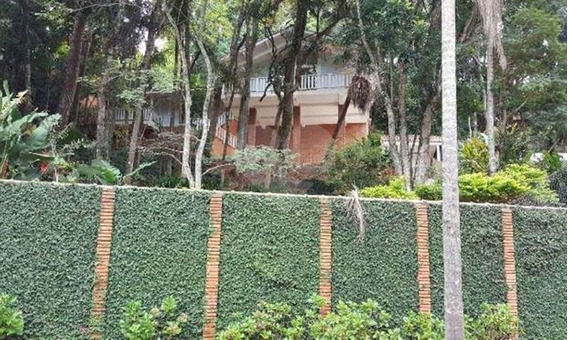 Casa Em Condomínio Fechado Na Serra Da Cantareira,linda No Condomínio Reserva Das Hortênsias - 170-im261629