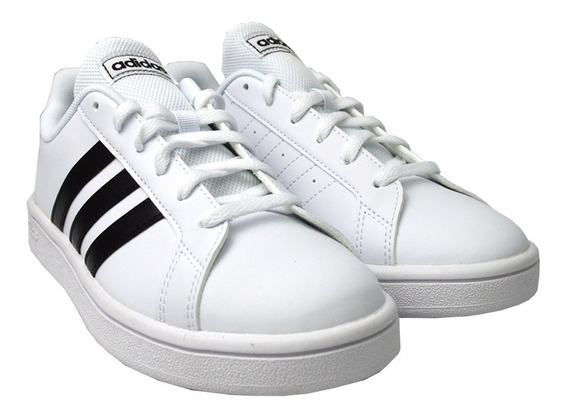 Tenis adidas Mujer Blanco Grand Court Base Ee7968