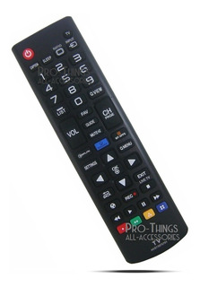 Control Remoto Para LG Smart Tv Led Lcd Akb73975701 My Apps