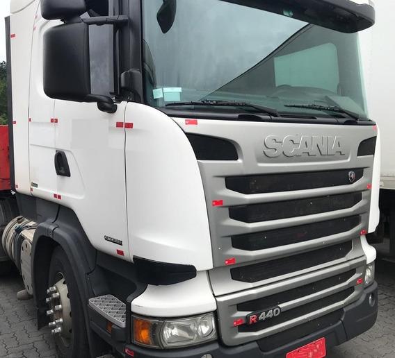 Scania R440 - 6x4 - 2013 - Automática - Lote 9 Unidades