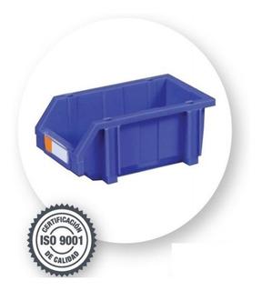 Caja Apilables C/accesorios 180x 110 X 80mm Azul