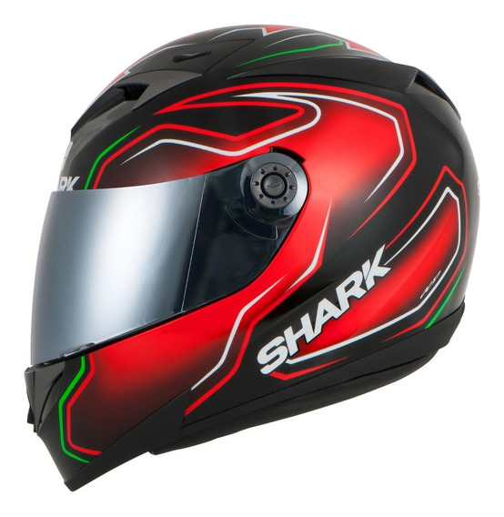 Capacete Shark S700 Guintolli Krg Motociclista Original