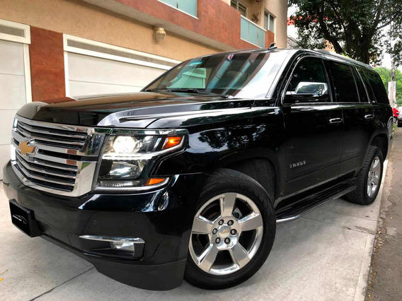 Chevrolet Tahoe 5.3 Ltz V8 At 2015 Blindada Nivel Iv Plus