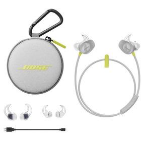 Fone De Ouvido Bose Soundsport Wireless Cinza