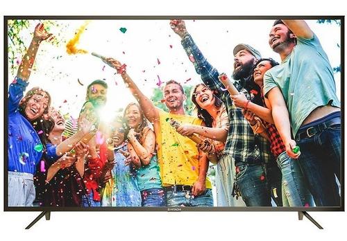 Imagen 1 de 6 de Smart Tv 65 4k Uhd Hitachi Cdh-le654ksmart20 Led Android Tv