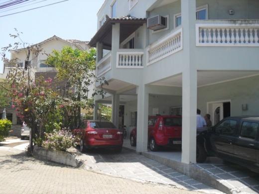 Aluguel Casa Em Condomínio Rio De Janeiro Brasil - Ci819-a