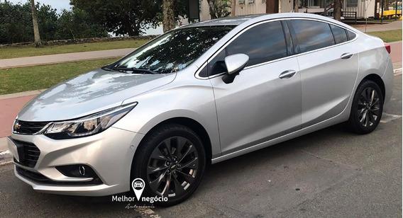 Chevrolet Cruze Ltz 1.4 16v Tb Flex Aut. 2017 Prata