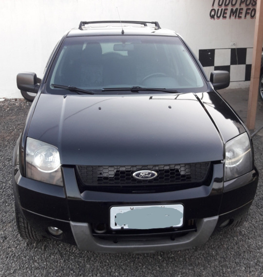 Ford Ecosport 1.6 Xlt Flex 5p 2007