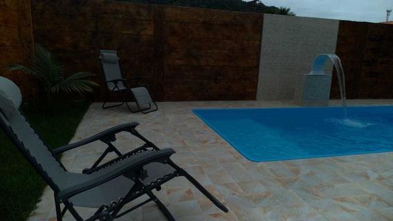 Casa Com Piscina Temporada Ubatuba Maranduba
