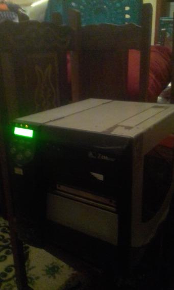 Impressora Zebra Z6m Plus (leia)