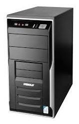 Computador Completo Core 2 Duo 3gb Hd 80gb + Monitor Lcd 17