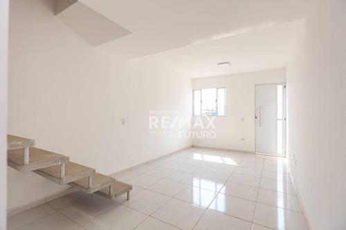 Casa Com 2 Dormitórios À Venda, 61 M² Por R$ 199.000,00 - Jardim Sandra - Cotia/sp - Ca0021