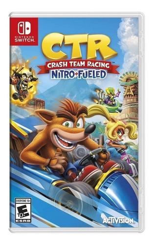 Imagen 1 de 4 de Crash Team Racing: Nitro-Fueled Standard Edition Activision Nintendo Switch  Físico