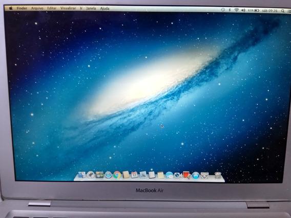 Tela Completa Macbook Air A1237 A1304 C/ Moldura E Flat