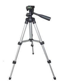 Tripé Universal Fotográfico Profissional Canon Nikon 1,10 Mt