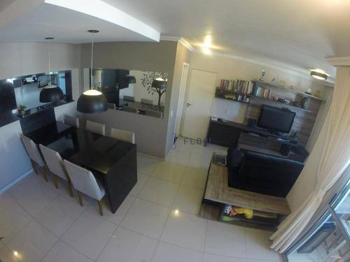 Apartamento 2 Quartos, 1 Suíte, 2 Vagas - Saúde - Ap10314