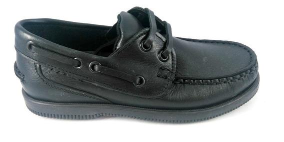 Zapatos Goshik Nautico Para Niño B08a Santorini