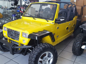 Vehiculo 4x4 Tipo Jeep Oreion Reeper 1100cc