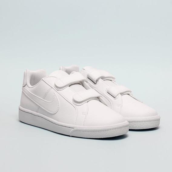 Tenis Nike Royale 833536-102 Originales (niño)