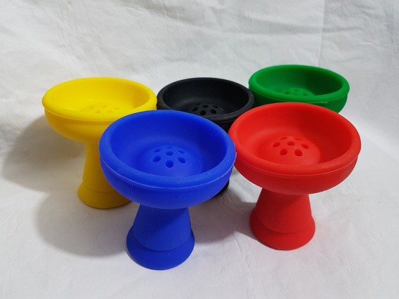 Cabeza De Narguile Repuesto Silicona Rosh Bowl Cazoleta