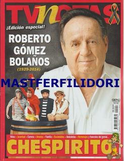 Roberto Gomez Bolaños Chespirito Revista Especial 2014