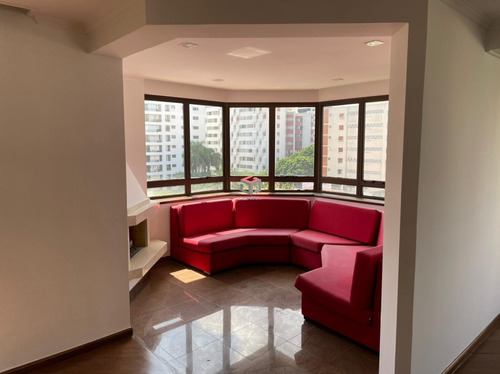 Apartamento À Venda, 4 Quartos, 2 Suítes, 3 Vagas, Planalto Paulista - São Paulo/sp - 98103