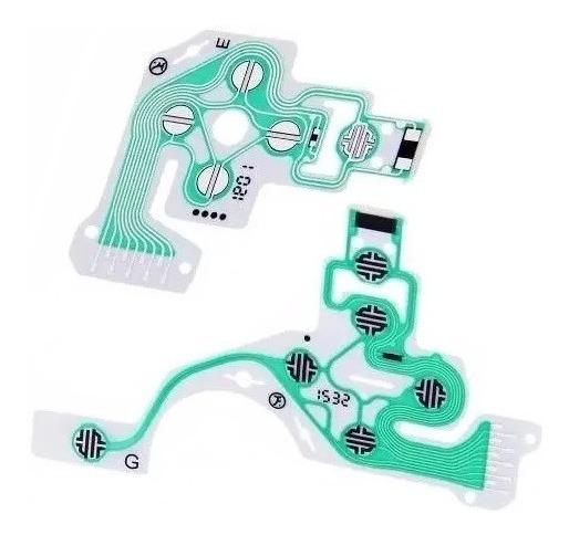 Memblana Película Condutiva Controle Ps4 Sony 030 Jds