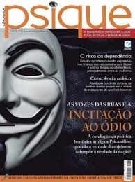 Revista Psique Psicologia Crise Trauma Dependência Química