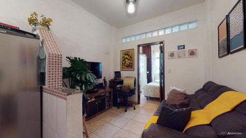 Imagem 1 de 7 de Apartamento Para Venda Com 28m²   Bela Vista   São Paulo Sp - Ap493155v