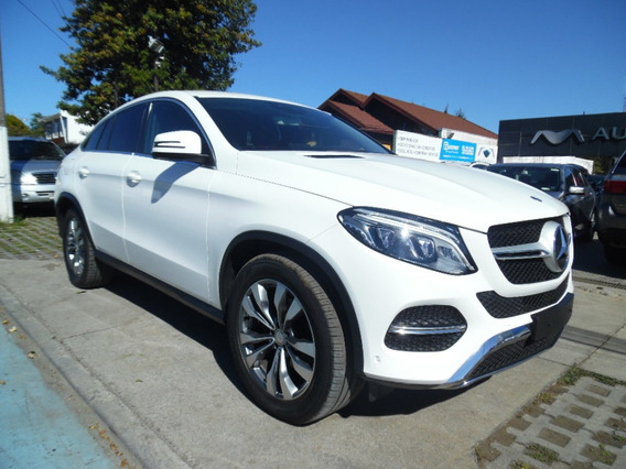 Mercedes Benz Gle Coupe 350 3.0 Gle D Sport 4matic Año 2016