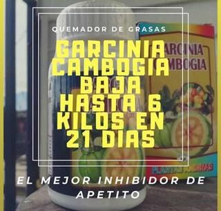 Adelgaza Garcinia De Cambogia 2x1