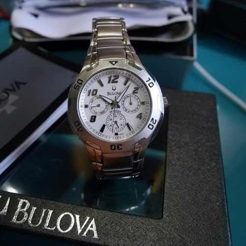 Relógio Bulova 96c32 Marine Star ,novo! Na Caixa!original