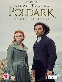 Dvd - Poldark - 4º E 5º Temporadas - Legendado