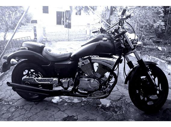 Sundown Vblade 250cc Custom