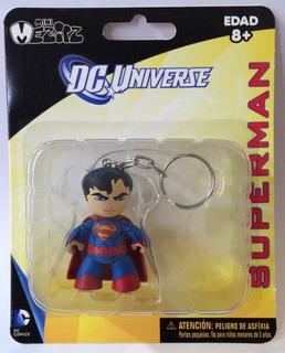 Superman Dc Universe Mini Mezitz Mez-itz Llavero