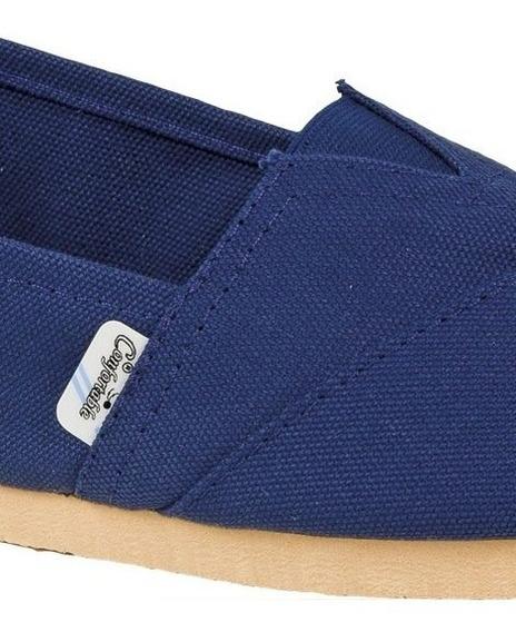 Alpargata Reforzada Confortable 34 A 46 Seis Colores
