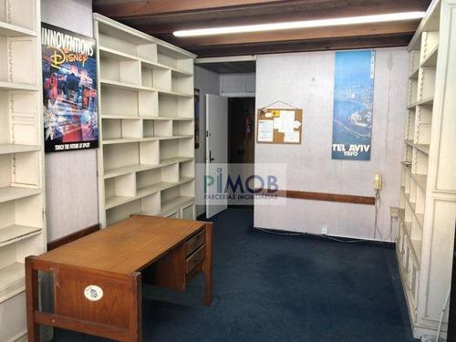 Imagem 1 de 17 de Sala À Venda, 73 M² Por R$ 210.000,00 - Centro - Rio De Janeiro/rj - Sa0075