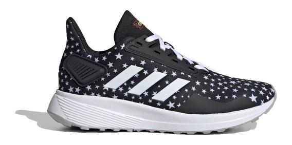 Zapatilla adidas Running Niña Duramo 9 Negro Ras