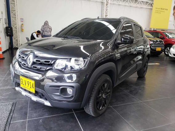 Renault Kwid Out Sider 2020