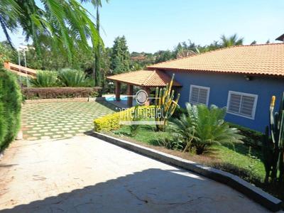 Chácara Com 4 Dormitórios À Venda, 1380 M² Por R$ 650.000 - Vale Do Sol - Boituva/sp - Ch0382