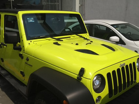 Jeep Wrangler Unlimited 4 Ptas Edition Chief 2017
