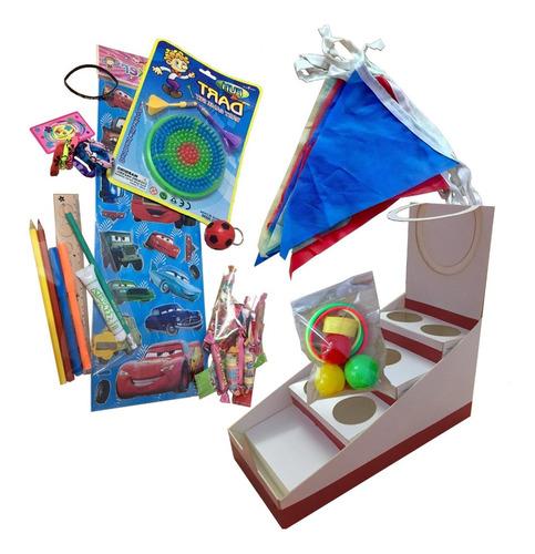 Kit De Juegos Kermese (kit Individual + Animación Virtual)
