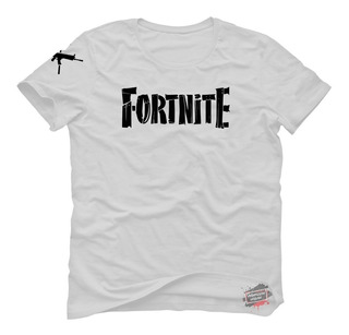 Remera Logo Fortnite Epic Games