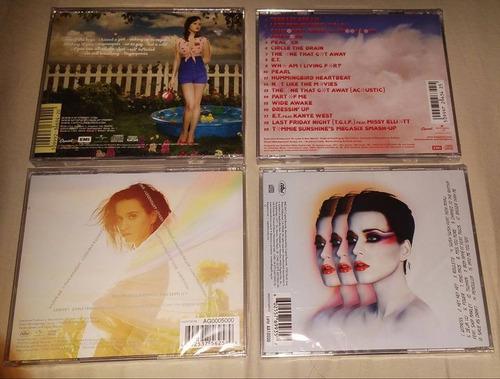 Conjunto de Distintivo de botão para colecionadores de 2008-Katy Perry Fechado Conjunto De 4 7289