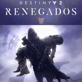 Dlc Renegados / Forsaken # Destiny 2 # Ps4 Original 1 2