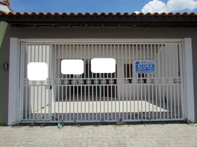 Casa Com 4 Dormitórios Para Alugar, 131 M² Por R$ 2.800/mês - Jardim Bom Princípio - Indaiatuba/sp - Ca2686