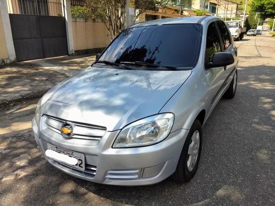 Chevrolet Celta 2010 Com Gnv Conservado
