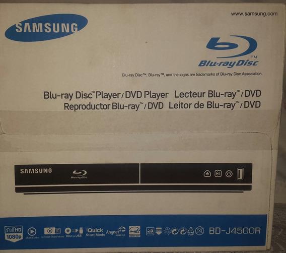 Samsung Bd-j4500r Blu Ray / Dvd Player / Lector De Blu Ray