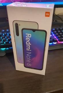 Xiaomi Note 8 64gb Blanco - Stock!