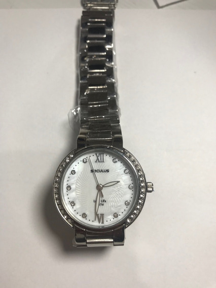 Relógio Feminino Lince-50% Off - Vitrine - Mod Lrm4378l